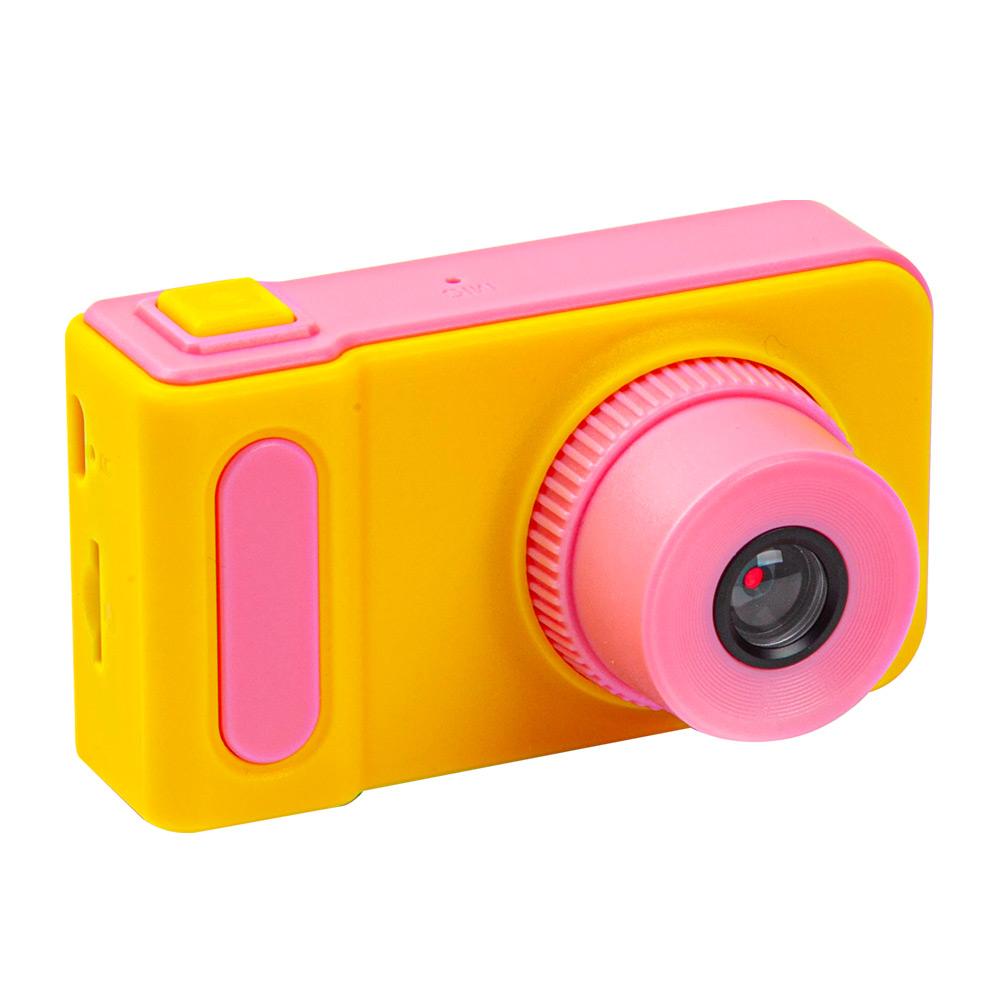 보냄 키디팡 디지털 토이카메라, 핑크, 1개