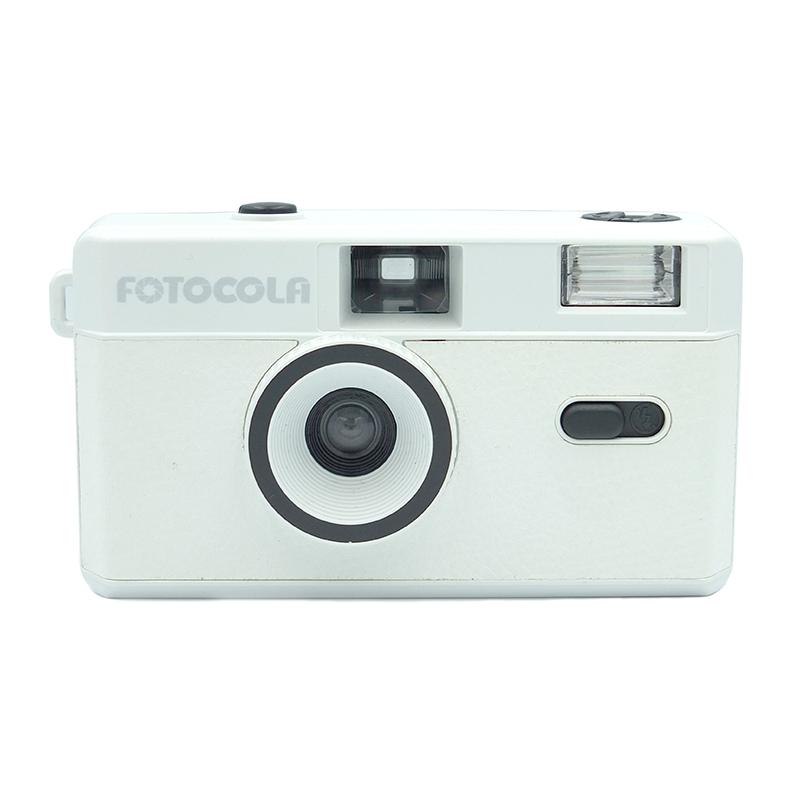 포토콜라 35mm 필름카메라 화이트 FOTOCOLA-WHITE, 1개