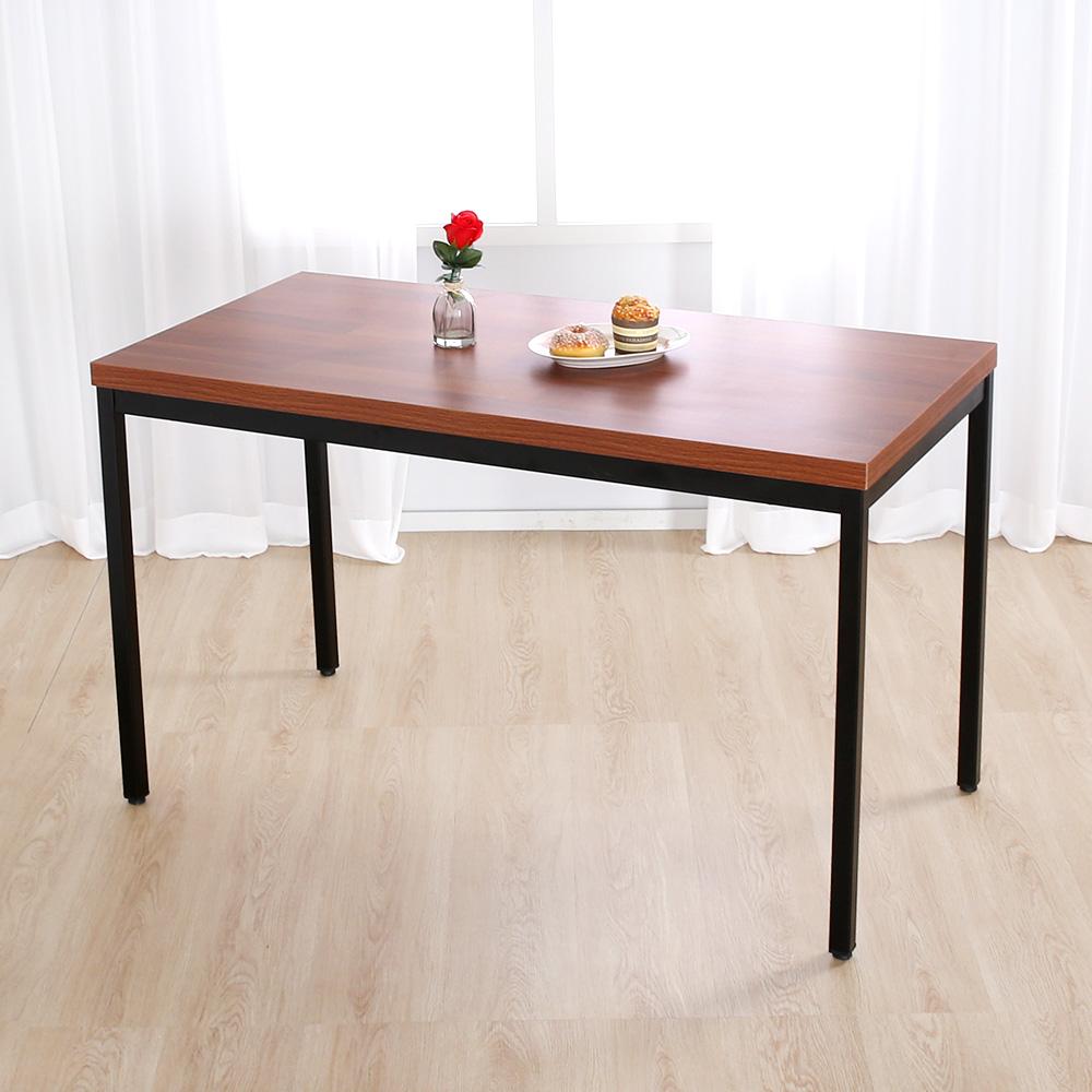 [식탁 테이블] 위드퍼니처 멀바우S 1200 x 600 4인 식탁 테이블, 멀바우 - 랭킹1위 (54510원)