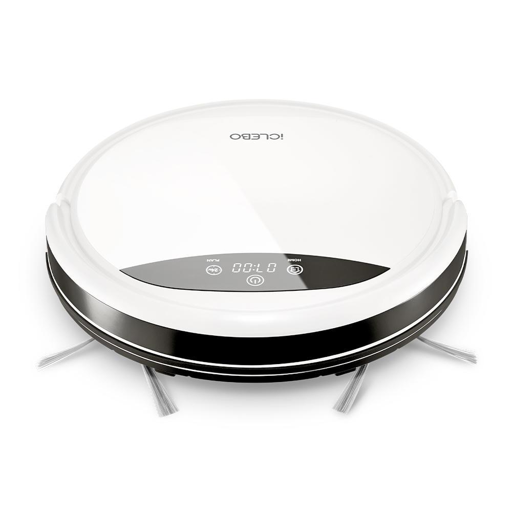 [로봇청소기] 아이클레보 지니 G5 플러스 로봇청소기 YCR-M09-30W, YCR-M09-30W(크림베이지) - 랭킹68위 (270890원)