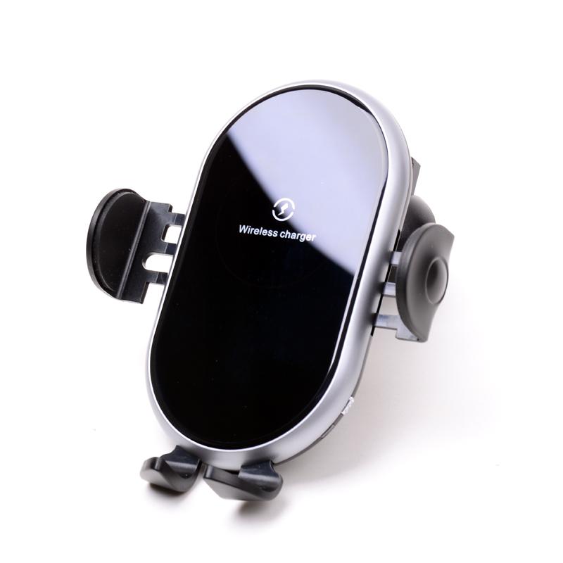시크론 차량용 자동 센서 고속 무선 충전 거치대 SHW-500Q 15W, 1개, 혼합색상 (POP 4648551947)