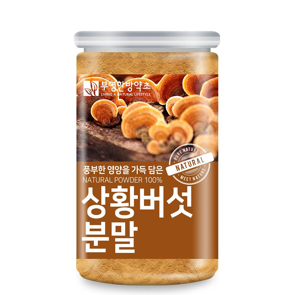 부영한방약초 상황버섯 가루, 1개, 50g
