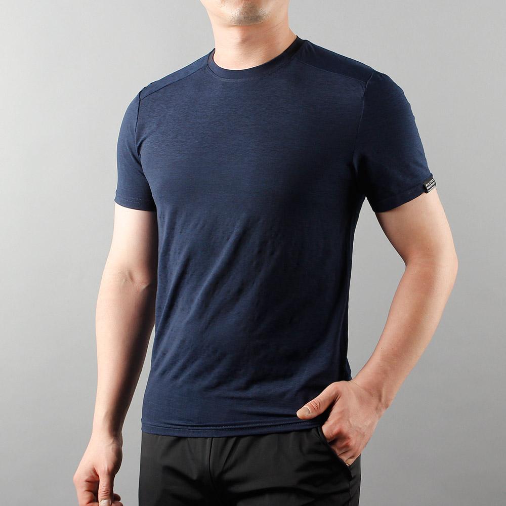에이티에이 남성용 기능성 쿨 반팔 티셔츠
