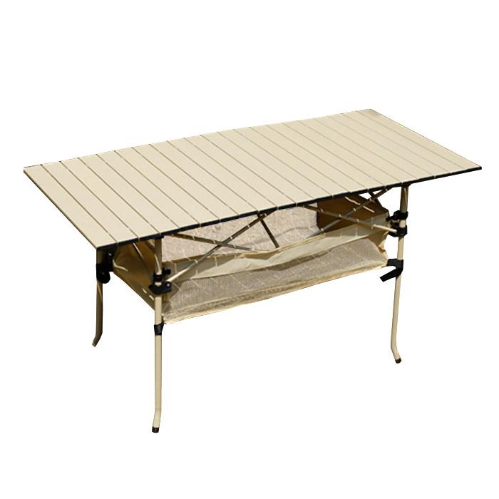 밴프 시스템 캠핑 테이블 120, 아이보리(OT077)