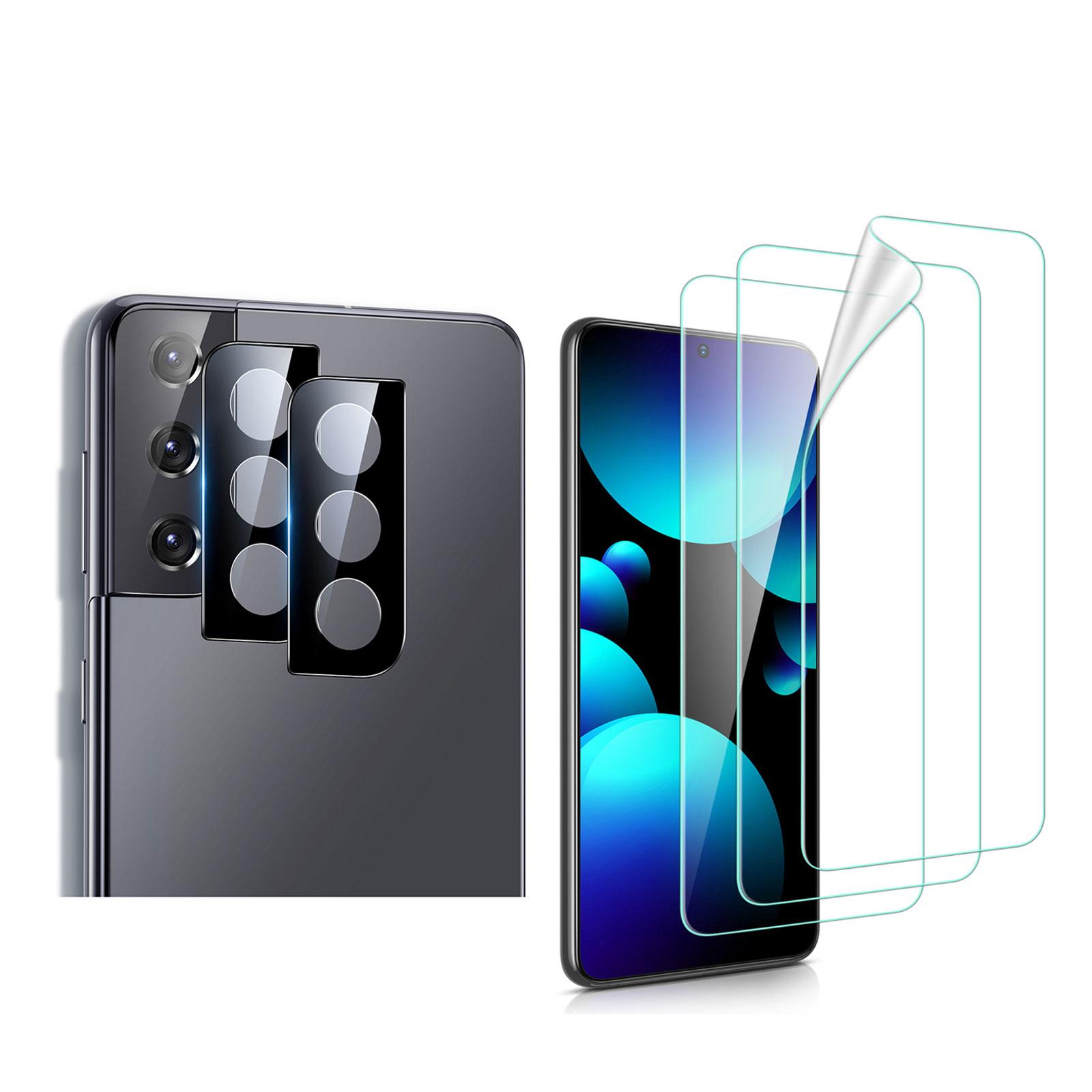 이에스알 휴대폰 TPU필름 EB668 3p + 카메라유리 EB662 2p, 1세트