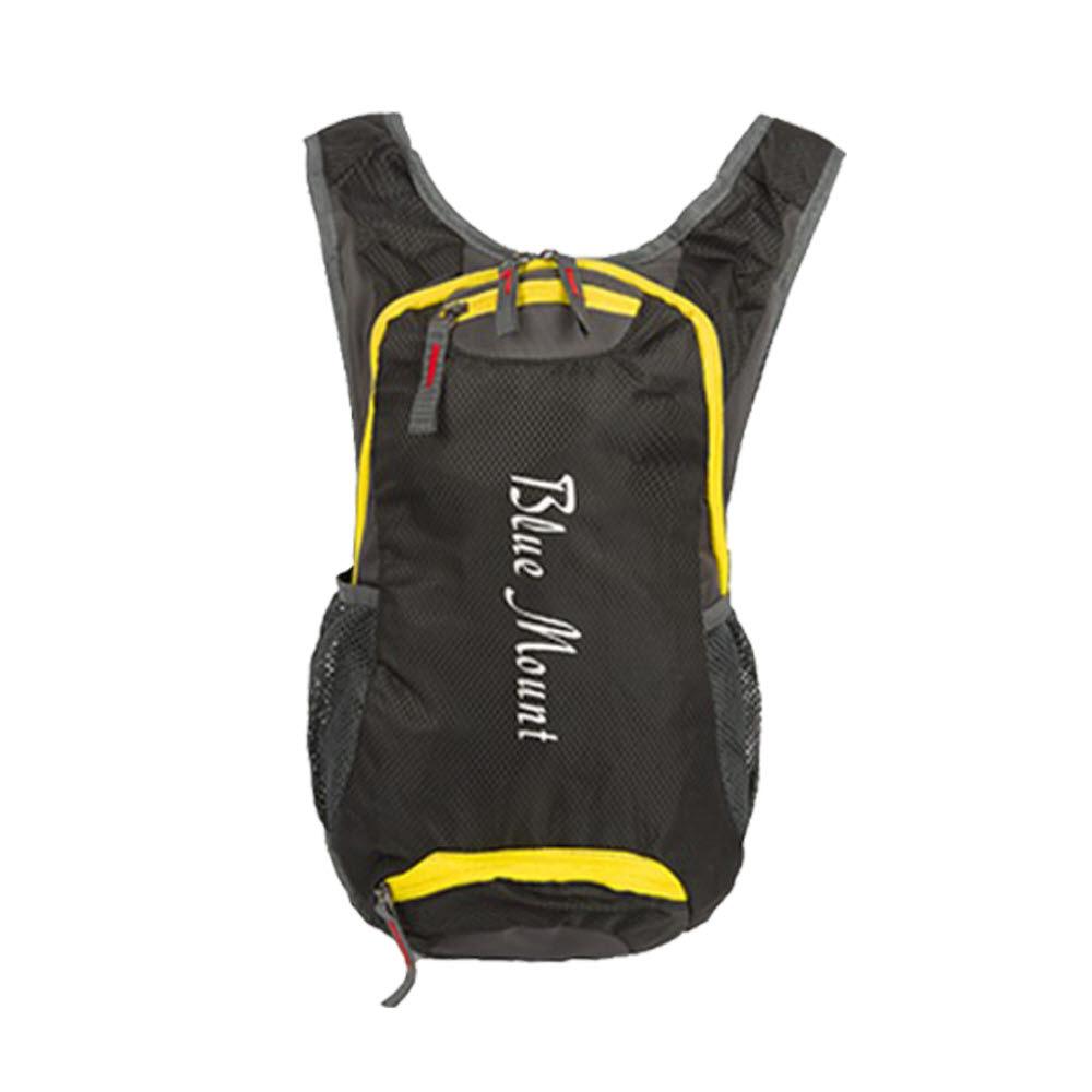 페라어스 남녀공용 올비스 등산 백팩 가방 OCBBT0001, 블랙