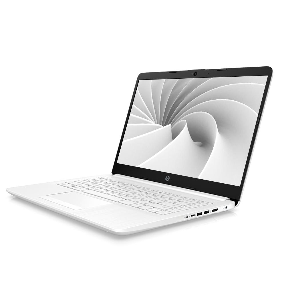 HP 2020 노트북 14s, 퓨어 화이트, 펜티엄, 128GB, 4GB, Free DOS, 14s-cf2055tu