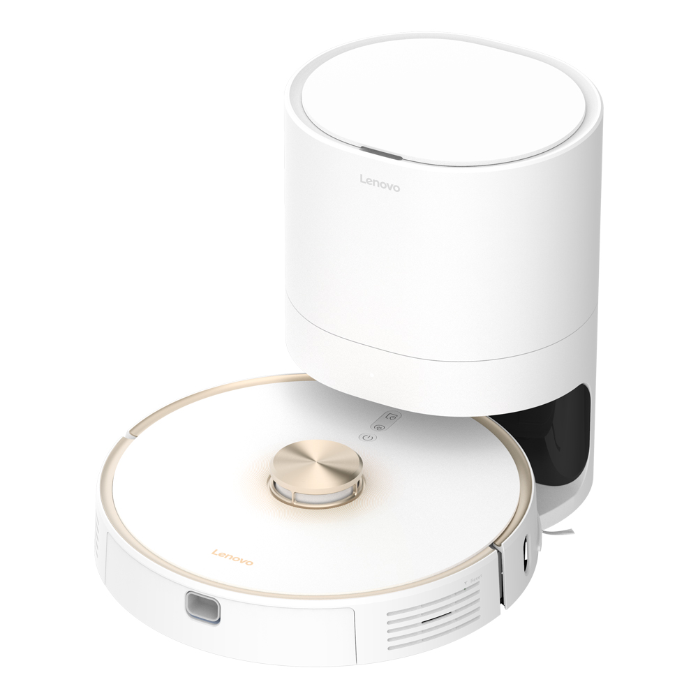 [로봇청소기] 레노버 로봇 청소기 클린스테이션 T1s Pro - 랭킹29위 (489000원)