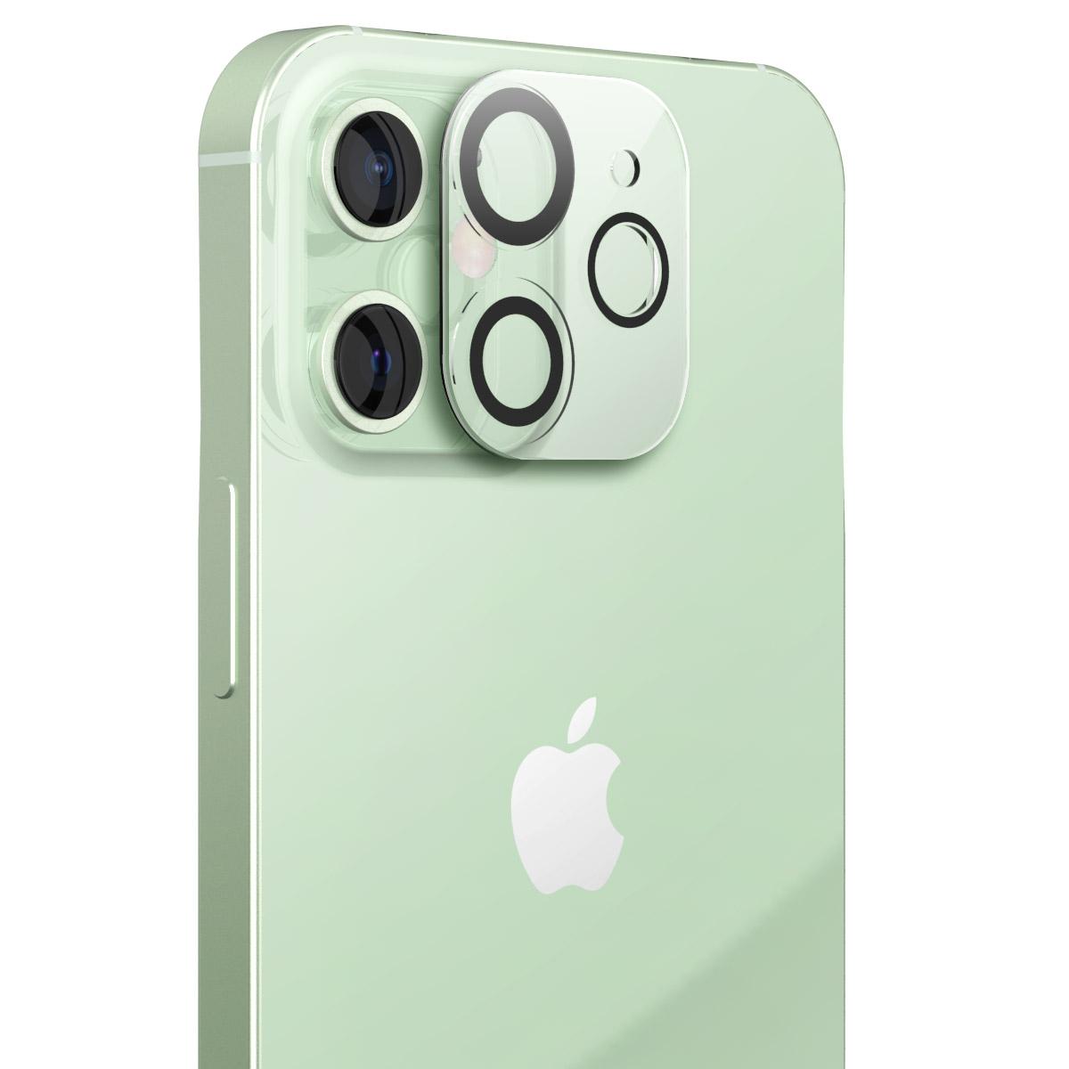 아라리 C서브 카메라 강화유리 렌즈 휴대폰 보호필름, 1세트