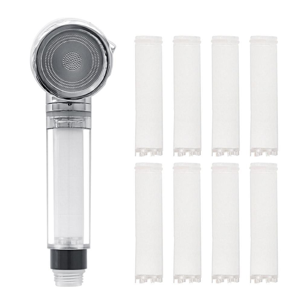 코시나 메가수압 핸디타입 주방수전 메탈실버 + 필터 8p, 1세트