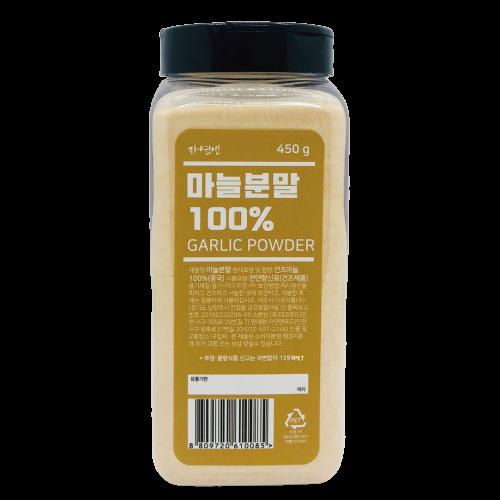 자연앤푸드 마늘분말, 450g, 1개