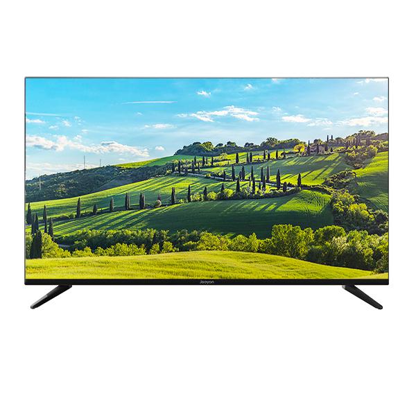 주연테크 Full HD LED 101.6cm 제로베젤 무결점 스마트 WiFi TV JYE-DS400F, 스탠드형