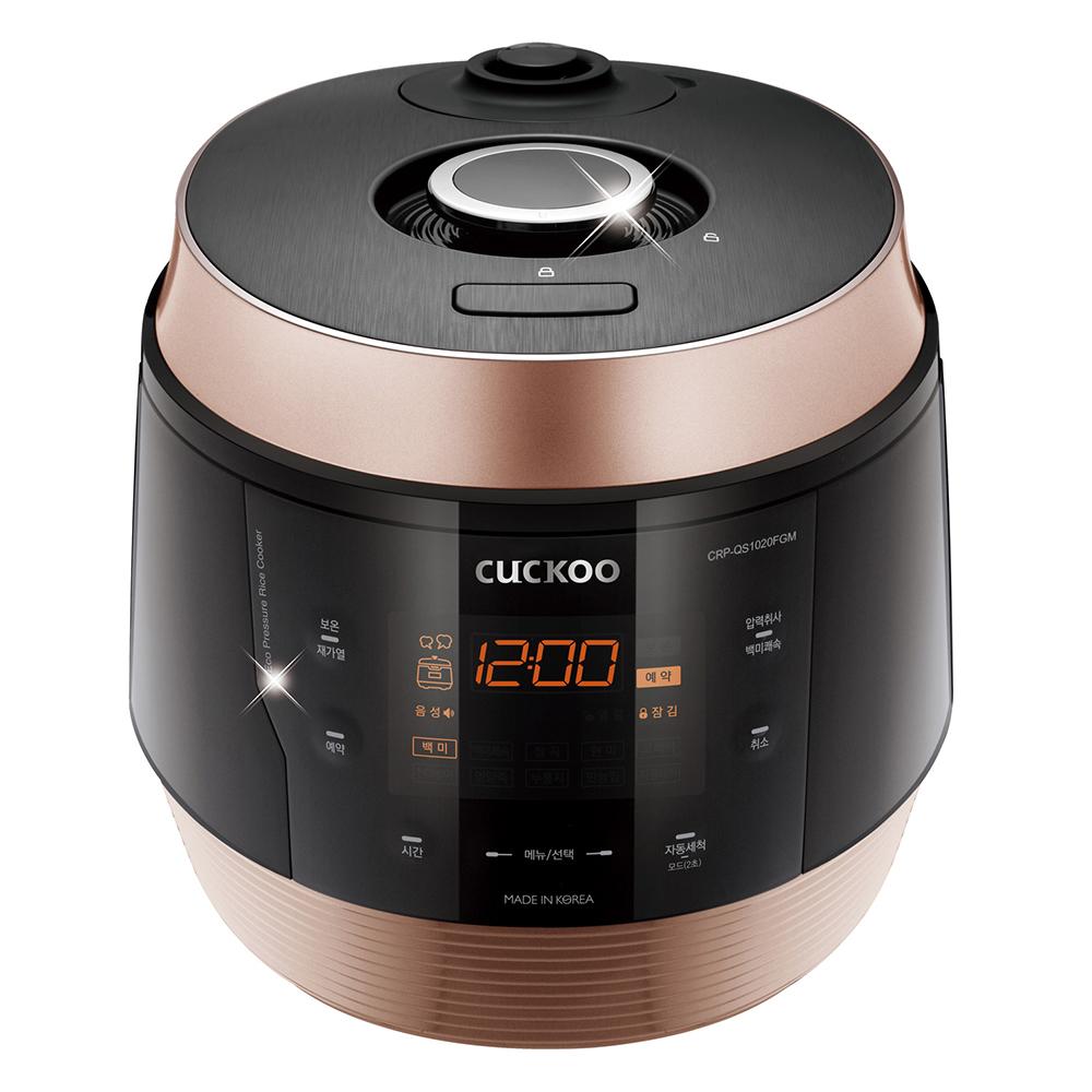 쿠쿠 10인용 전기압력밥솥, CRP-QS1020FGM