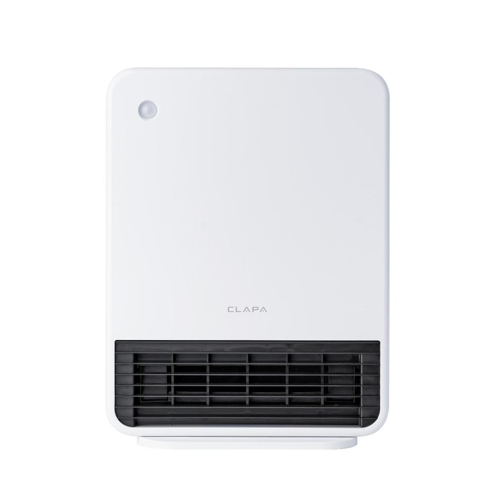 클래파 스마트 모션감지 가정용 PTC 전기 온풍기, BPH-220W, 화이트