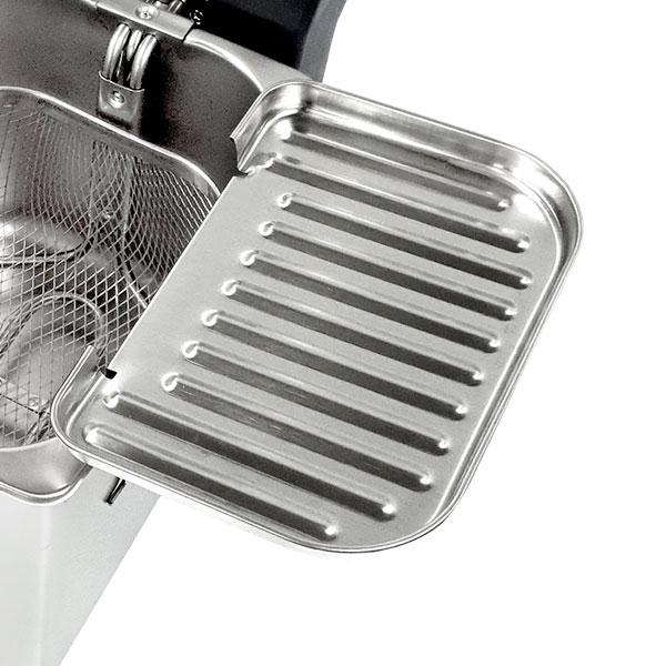 델키 디지털 전기튀김기 DK-505 보조판, 1개