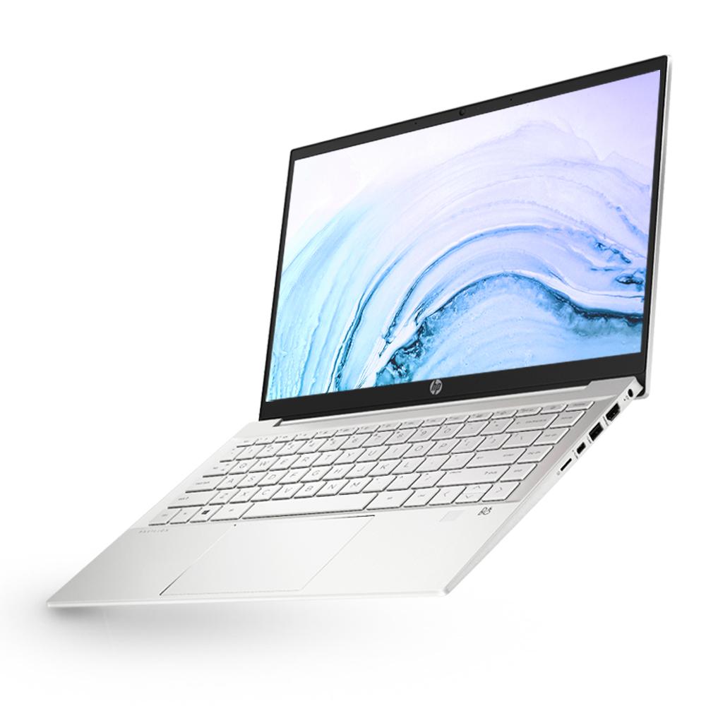 HP Pavilion Ceramic White + Natural Silver 노트북 14-dv0081TX (i5-1135G7 35.6cm MX450 WIN10 Home), 256GB, 윈도우 포함, 8GB