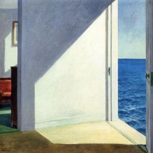 피포페인팅 DIY 풍경화 그리기 세트 40 x 50 cm, Rooms by the sea(K180)