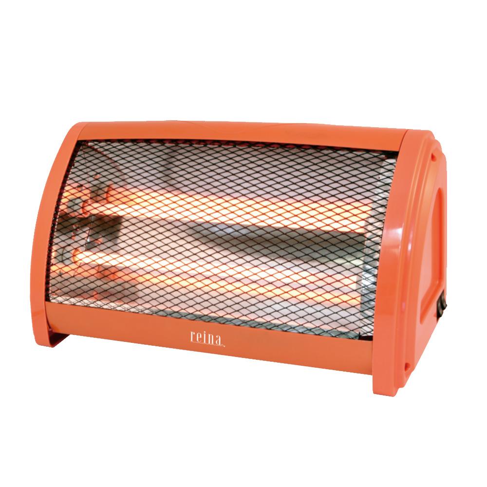 REINA 2단 쿼츠 히터, RH-Q1903, 오렌지