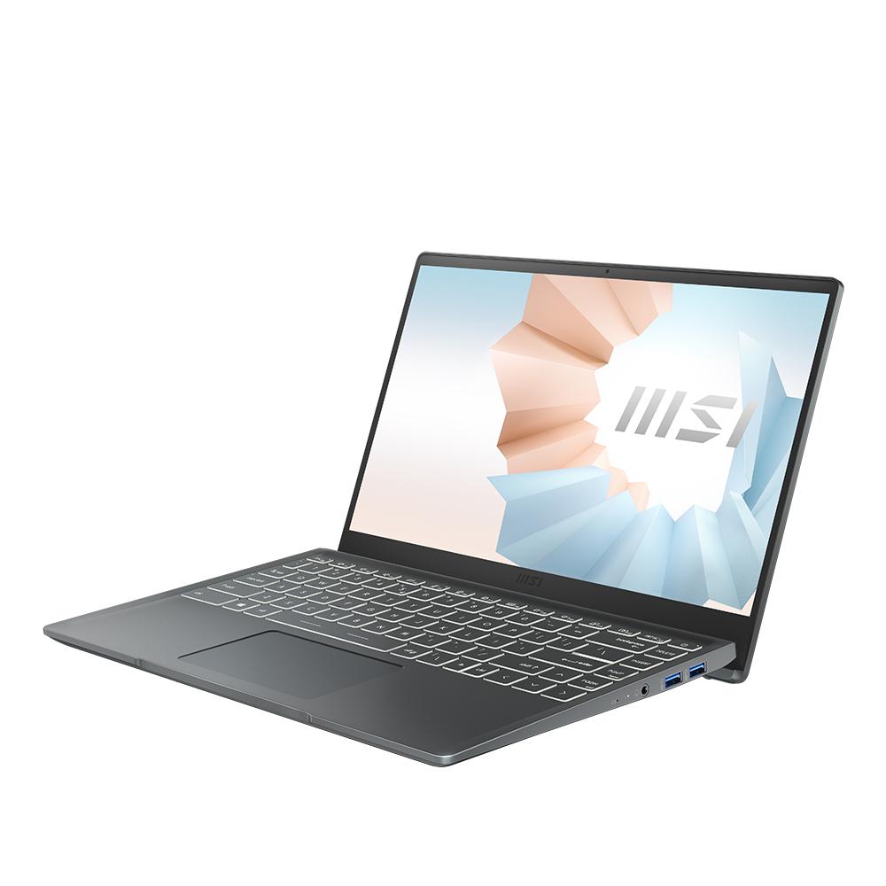 MSI 모던14 노트북 B11MO-i3 (i3-1115G4 35.56cm), 윈도우 미포함, 256GB, 8GB