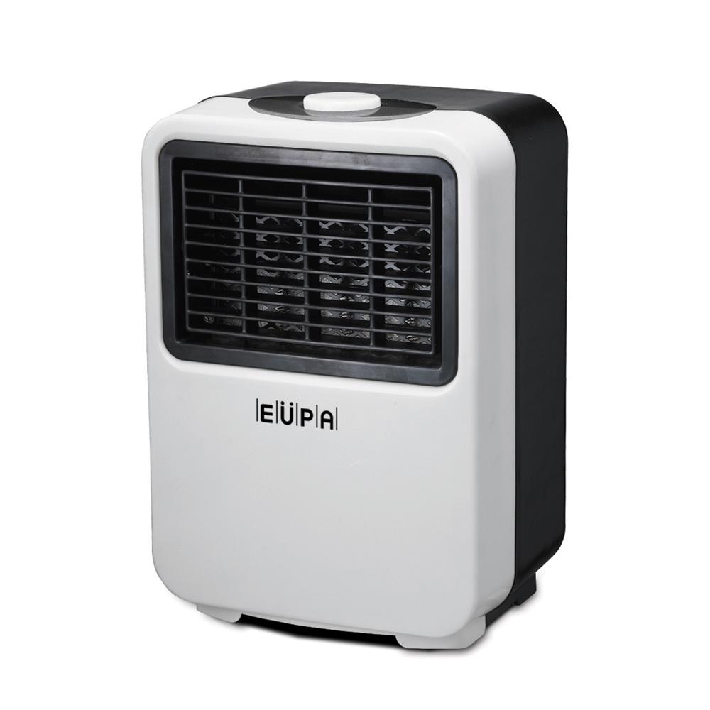 유파 미니 전기 온풍기, FJH-600B, 단일색상
