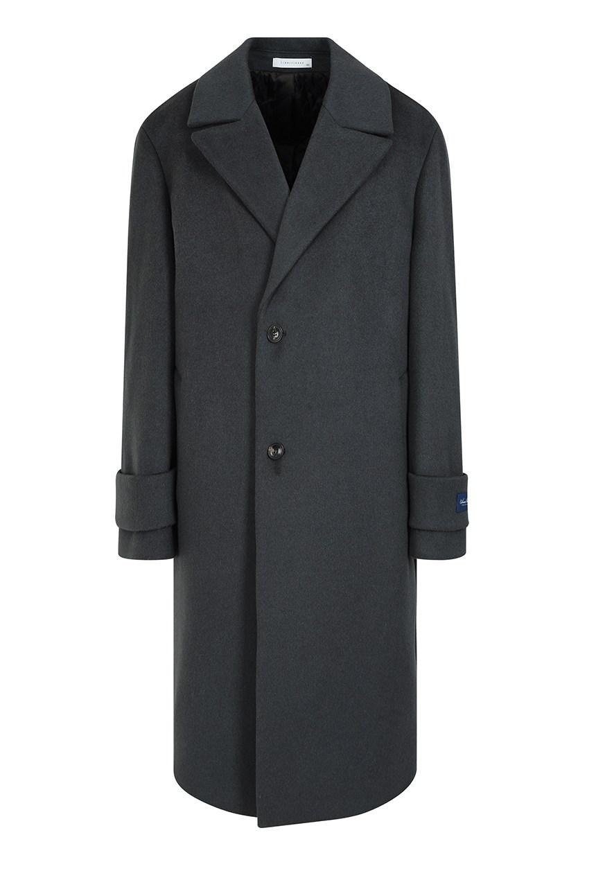 리버클래시 남성용 캐시미어 반더블 코트 LGW21590GY