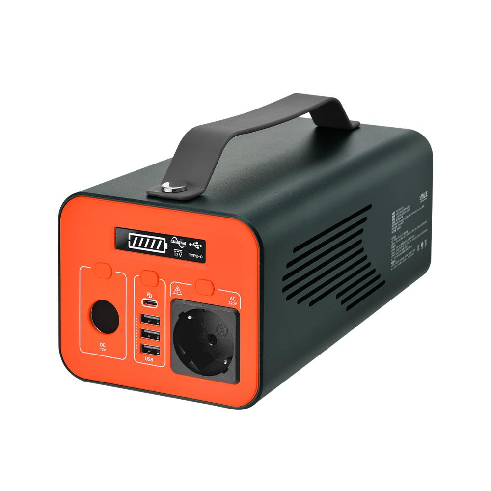 아이뮤즈 대용량 305Wh 고속 충전 AC 파워뱅크 캠핑용 보조배터리, 1개, 1개입