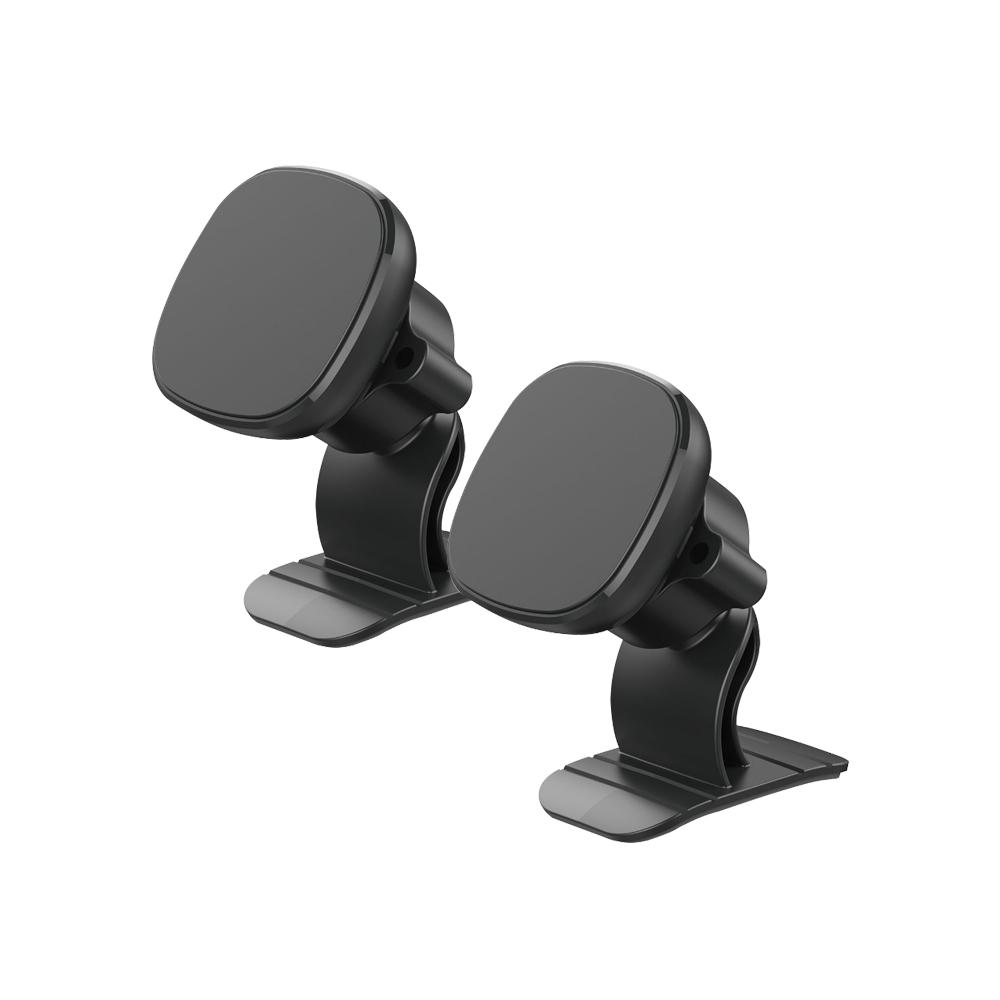 [마그네틱 거치대] 코끼리리빙 마그네틱 차량용 대시보드 스마트폰 거치대 D1 PHA-4141, 블랙, 2개 - 랭킹69위 (19800원)