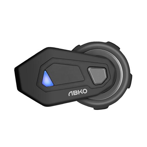 앱코 TPRO 올인원 오토바이 블루투스 헤드셋 + 헬멧 A타입 + B타입, 블랙-8-4783383843
