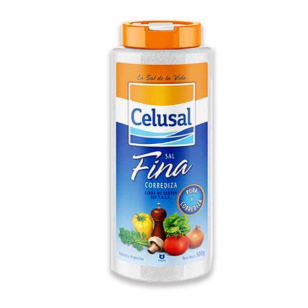 [안데스 소금] 셀루살 안데스 크리스탈 고운 소금 500g - 랭킹4위 (7500원)