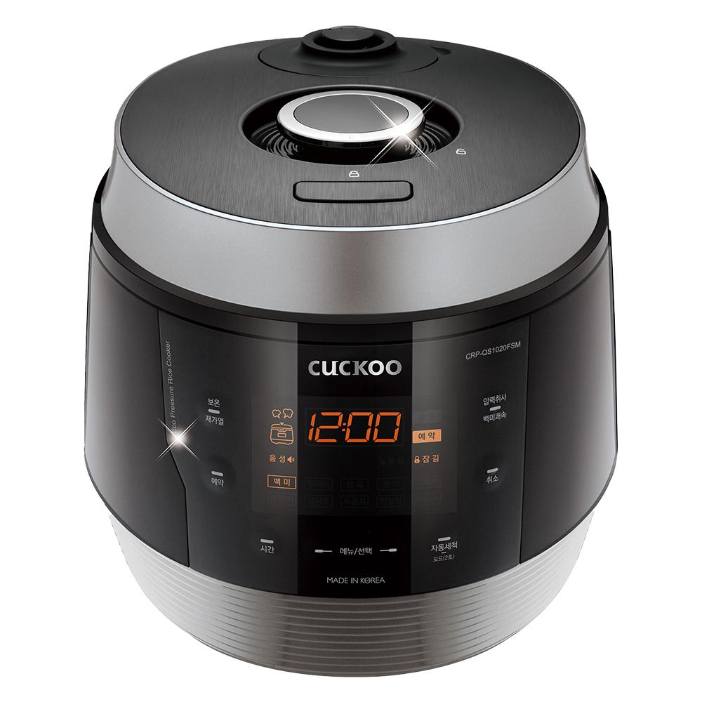쿠쿠 10인용 전기압력밥솥, CRP-QS1020FSM
