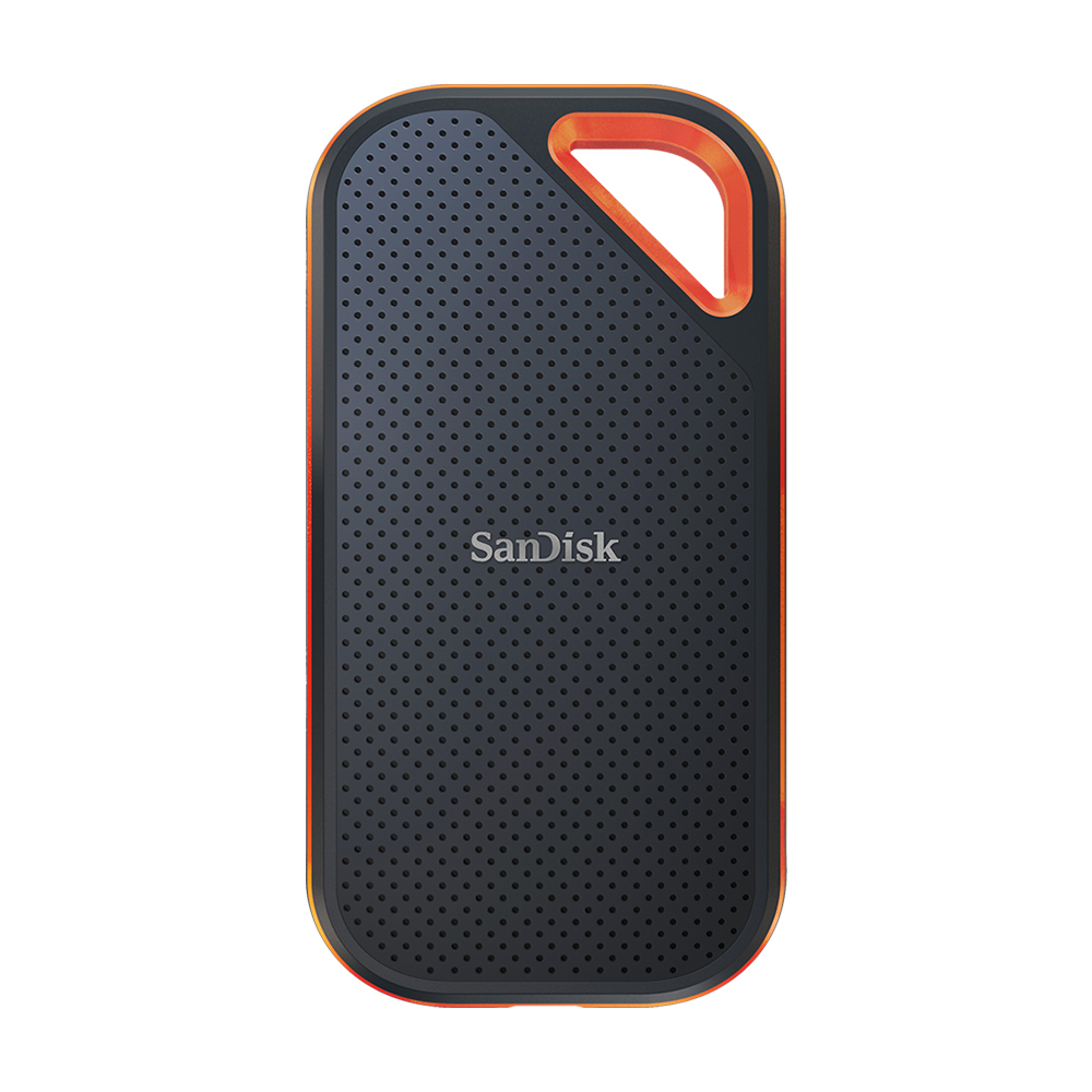 샌디스크 익스트림 프로 포터블 SSD SDSSDE81, 2TB