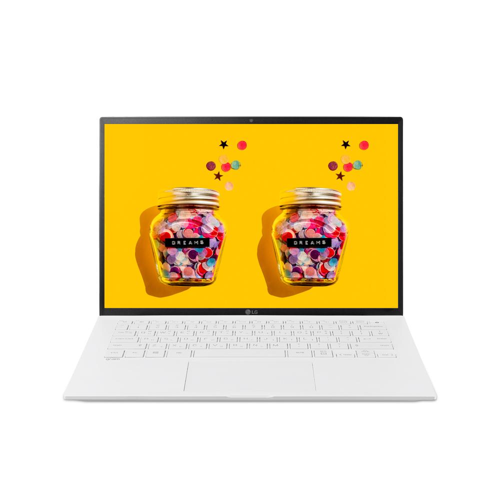 LG전자 2021 그램 14, 스노우 화이트, 코어i7 11세대, 512GB, 8GB, WIN10 Home, 14ZD90P-GX70K