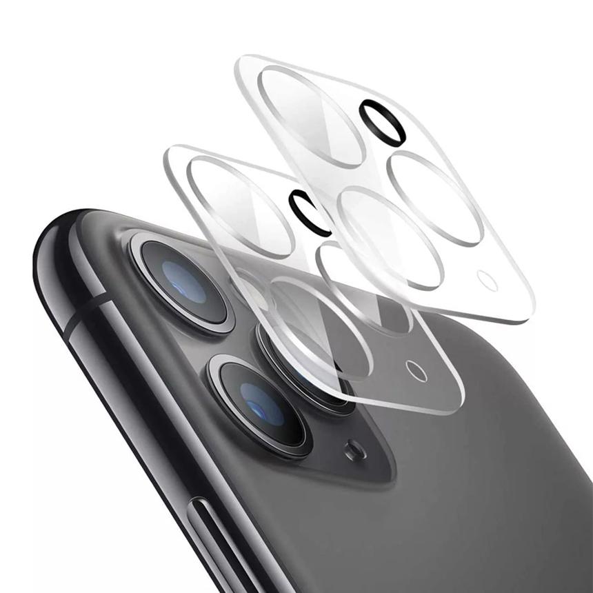인피니티쉴드 스마트폰 카메라 렌즈 강화유리 보호필름, 2개
