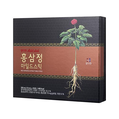 참다한 홍삼정 마일드 진액스틱 30p, 300ml, 1개