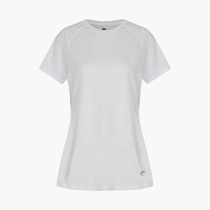 네파 여성용 액티브 롱기장 반팔 라운드 등산 티셔츠