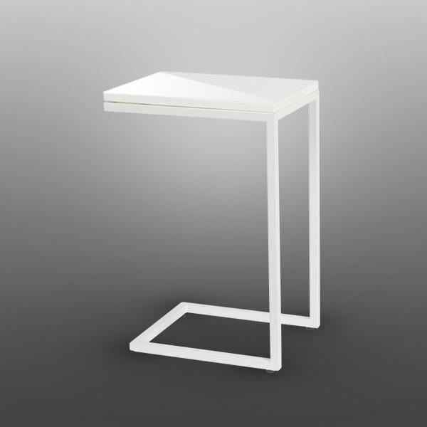 삽입식 테이블 300, 화이트(상판), 화이트(프레임)