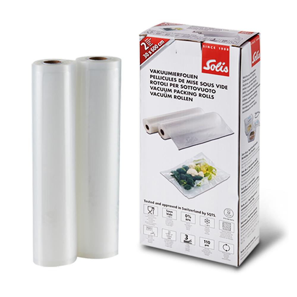 솔리스 진공포장기 전용 비닐롤 LARGE VBR3006 2p