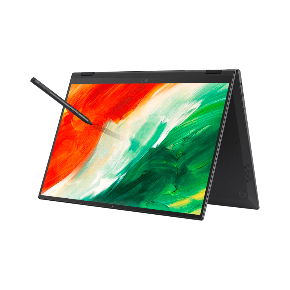 LG전자 그램360 옵시디안 블랙 노트북 16TD90P-GX50K (i5-1135G7 40.6cm), 윈도우 미포함, 256GB, 8GB