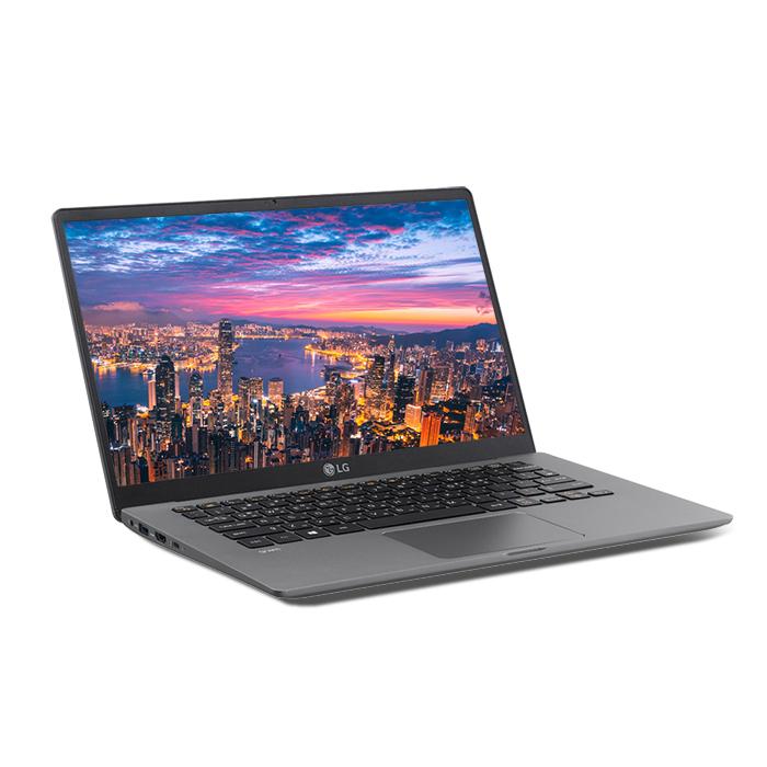 LG전자 그램14 노트북 다크실버 14ZD90N-VX36K (i3-1005G1 35.5cm), 미포함, SSD 128GB, 4GB