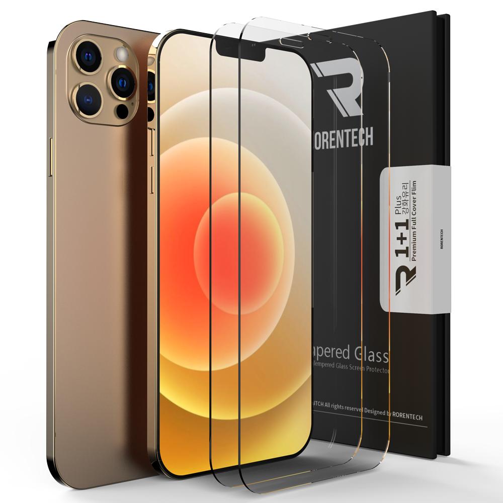 강화유리 휴대폰 액정보호필름 2p, 1개-20-2305757942