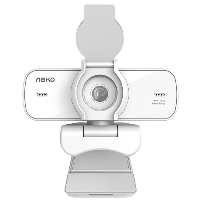 앱코 FHD 웹캠 APC900, 화이트