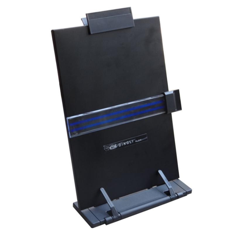 제노윈 A4 컴퓨터 타이핑 문서 홀더 꽂이, 블랙