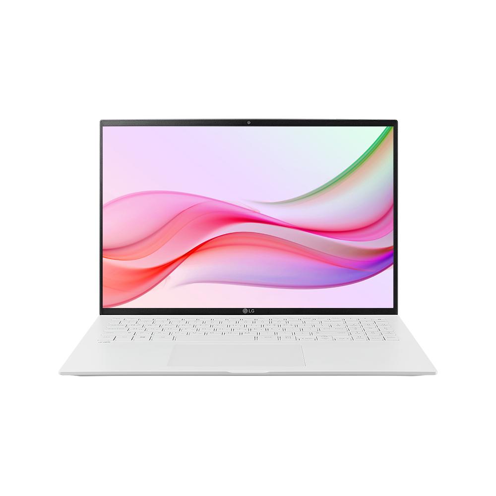 LG전자 그램 노트북 스노우 화이트 16Z90P-OA76K (i7-1165G7 40.6cm WIN10 Home) + MS365 탑재, NVMe 512GB, 윈도우 포함, 16GB