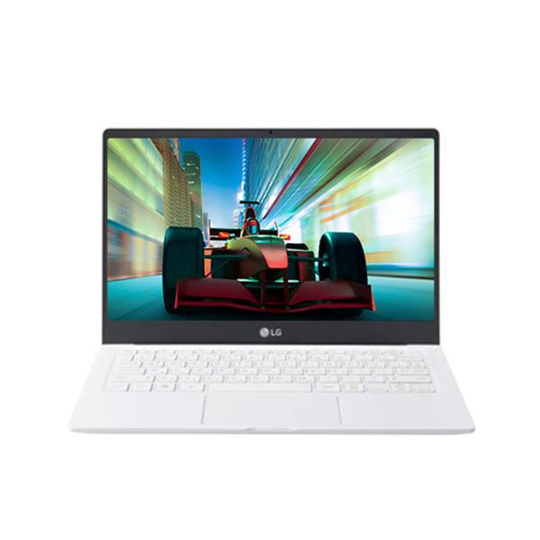 LG전자 울트라 PC 화이트 노트북 13UD70P-GX50K (라이젠5-4500U 33.78cm)  미포함  256GB  8G