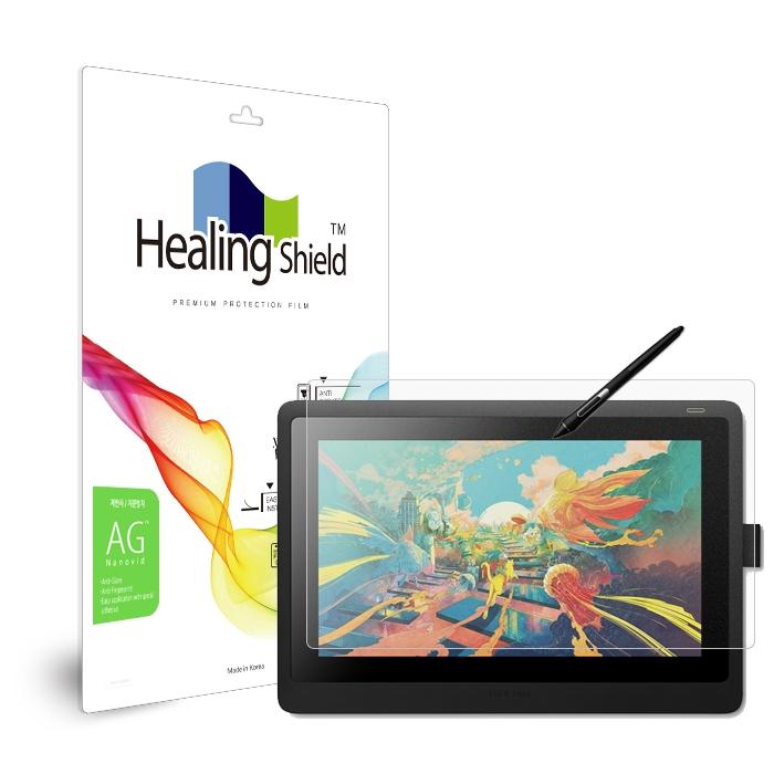 힐링쉴드 저반사 지문방지 태블릿PC 액정 보호필름, 혼합색상