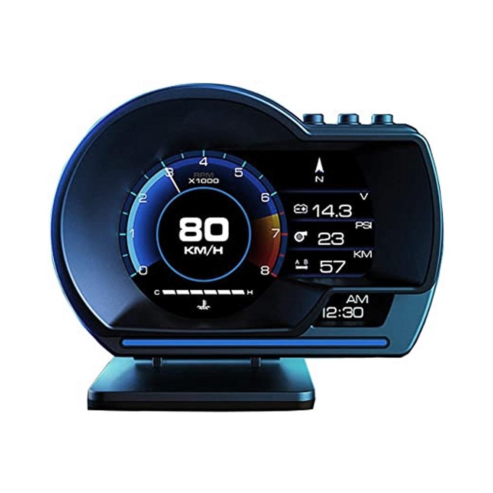 가제트 OBD2 플러스 GPS 헤드업디스플레이 계기판 GH7, 1개