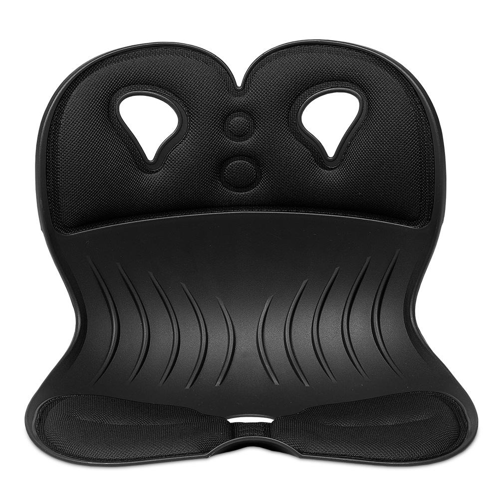 레이체어 와이드 자세교정의자, 블랙