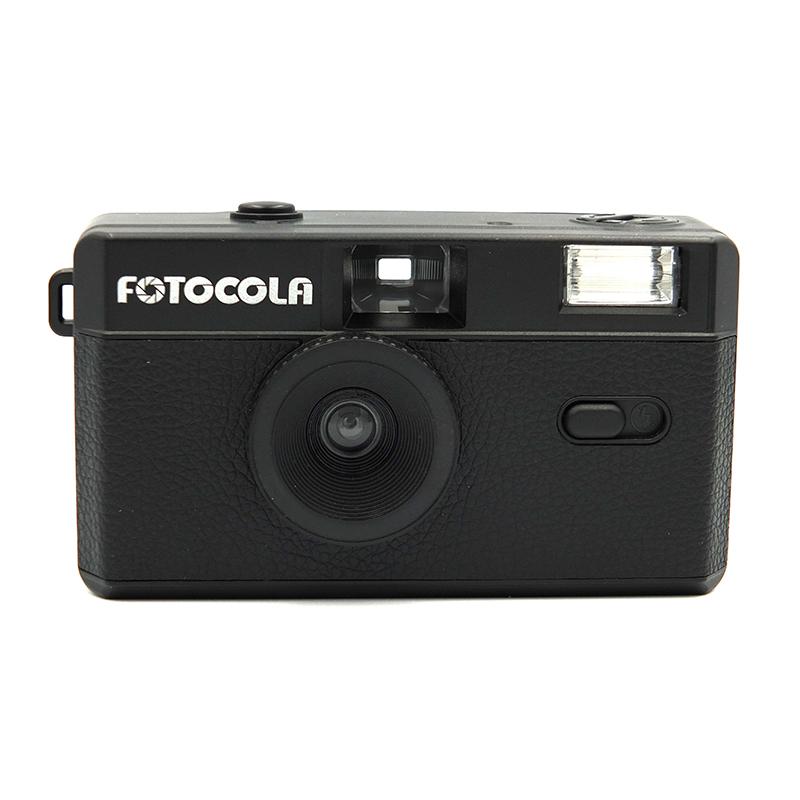 포토콜라 35mm 필름카메라 블랙 FOTOCOLA-BLACK, 1개
