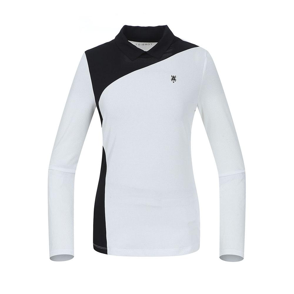 톨비스트 여성용 에리 티셔츠 GABS2-WKE130