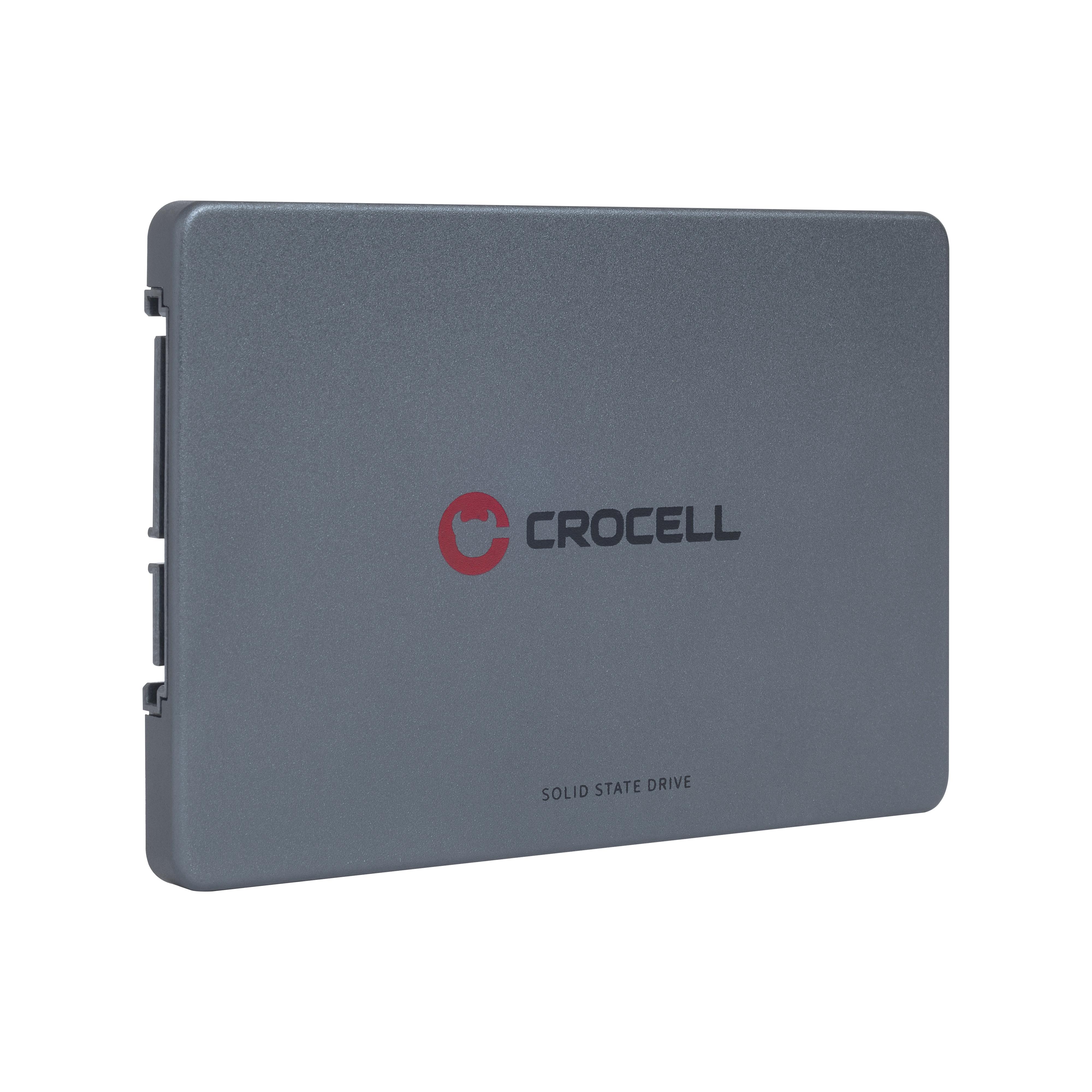 크로셀 CORE SDRAM 낸드플래시 SATA3 SSD, 240GB